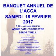 Banquet annuel ACCA 2017