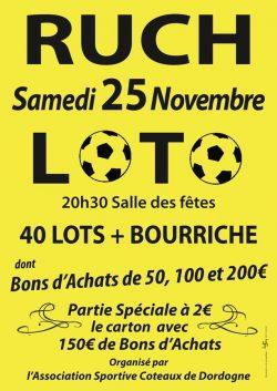 Loto de AS Coteaux de Dordogne