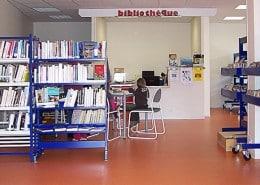 Bibliothèque municipale de Blasimon
