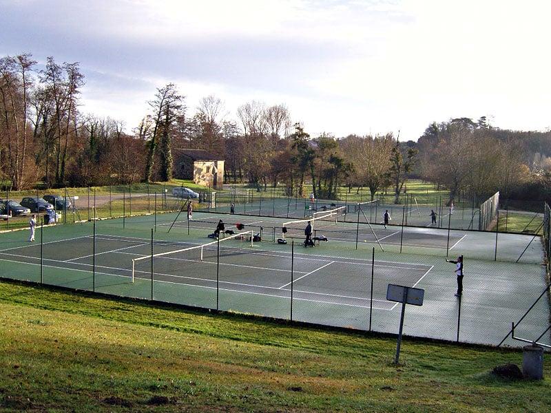Tennis de Blasimon