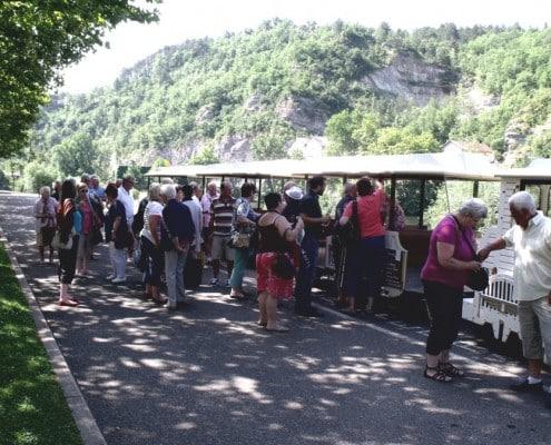 Les Aînés ruraux de Blasimon à Cahors