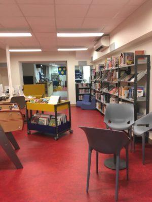 Déconfinement progressif de la bibliothèque