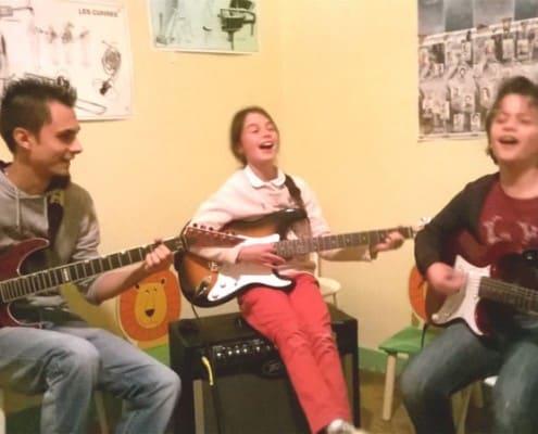 Ecole de musique de Blasimon