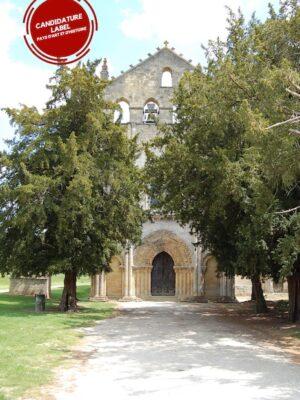 Visite de l'abbaye pour les Journées du patrimoine – Blasimon, ville pilote dans le cadre de la candidature au Label Pays d'art & d'histoire