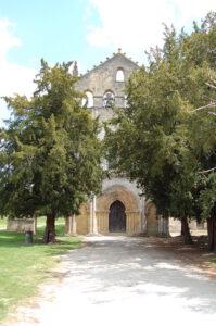 Read more about the article Visite de l'abbaye pour les Journées du patrimoine – Blasimon, ville pilote dans le cadre de la candidature au Label Pays d'art & d'histoire