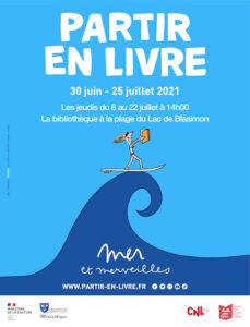 Read more about the article Partir en Livre, la grande fête du livre pour la jeunesse !