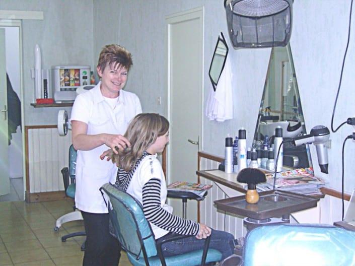 Salon de coiffure Josy. Jocelyne Giroux.