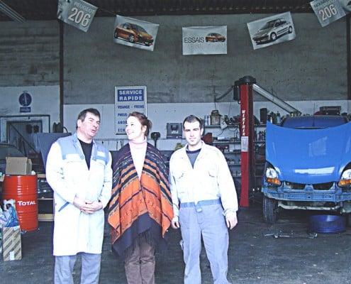 Garage Joubert & Fils