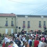 Marchés Gourmands de Blasimon du 22 juillet au 19 août 2015