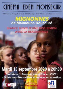 Soirée spéciale autour du film Mignonnes de Maïmouna Doucouré