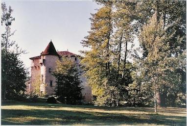 Moulin fortifié de Labarthe
