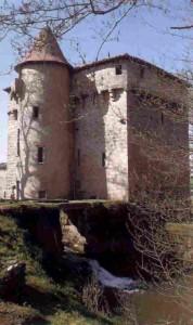 Moulin de Labarthe à Blasimon 14ème siècle
