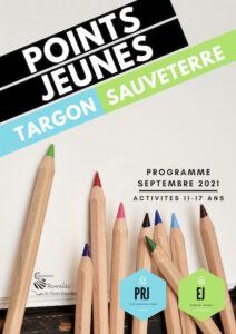 Read more about the article Points jeunes Sauveterre Targon