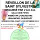 RÉVEILLON DE LA SAINT SYLVESTRE ORGANISÉ PAR L'A.C.C.A.