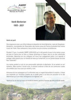 Hommage à Vanik Berberian
