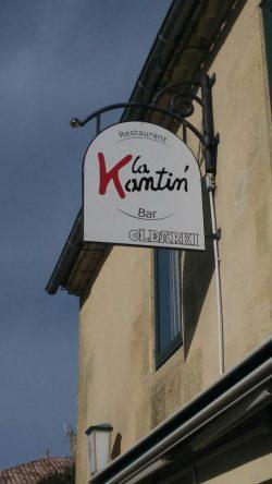 Restaurant la Kantin