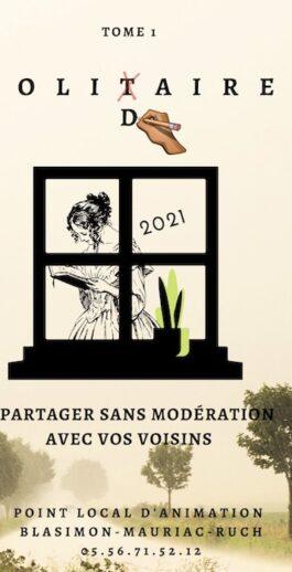Point local d'animation Blasimon – Mauriac – Ruch / Livret solidaire