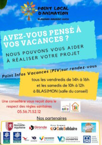 Read more about the article Point info vacances